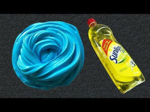 how to make slime no glue no shaving cream