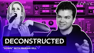"""The Making Of Marian Hill's """"Down"""" 