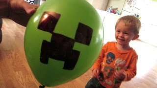 Boys Discover Helium!