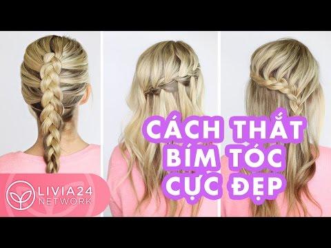 3 cách thắt bím tóc cực đẹp mà lại dễ làm   Olivia 24