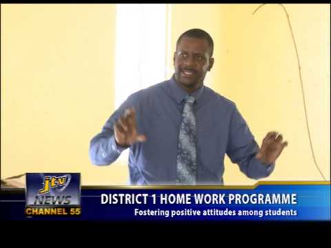 DISTRICT 1 HOME WORK PROGRAMME