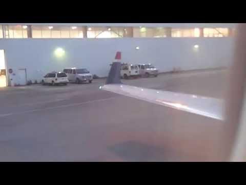 US Airways Express CRJ200 Safety Demo