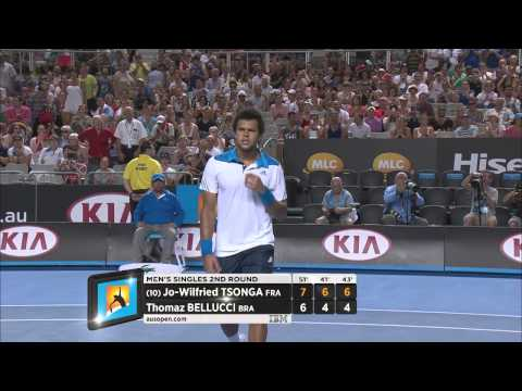 Day 4 Highlights - 2014 Australian Open