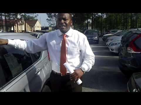 2014 Honda CR-V for Suzanne! | Tameron Honda | Simeon Williams