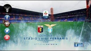 Serie A TIM | Il trailer di Genoa-Lazio