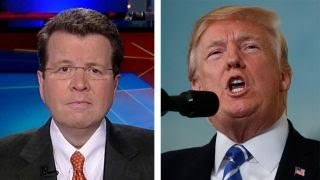Cavuto: President Trump keeps 'punching down'
