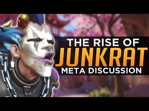 Overwatch: The Rise of JUNKRAT?! - Meta Discussion