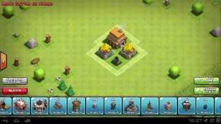 [TuTo] Construire Un Village HDV 5 Hybride Clash Of Clans