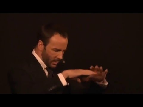 Tom Ford: Designer Interview