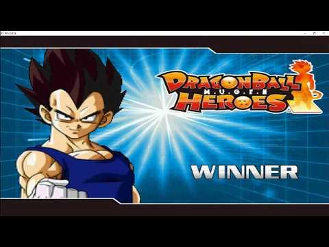 Dragon Ball Heroes Mugen ''''