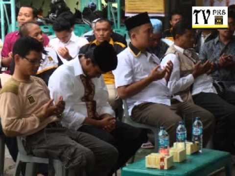 PKS TV Peresmian rumah bersama pasangan no. urut 5