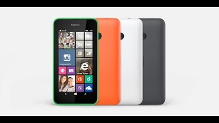 Nokia Lumia 530, Comes In Single-SIM And Dual-SIM, Out In