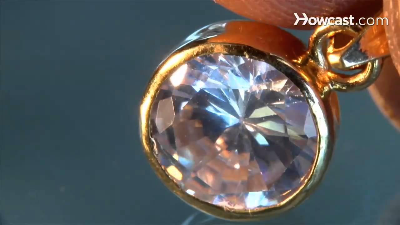 how to make fake diamonds at home