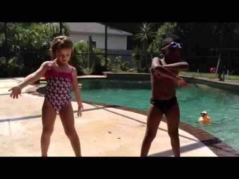 Summer Fun Pool Dance Party Youtube