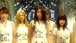 【TVPP】T-ara - DAY BY DAY, 티아라 - 데이 바이 데이 @ Comeback Stage, Show Music core Live