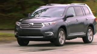 2011 Toyota Highlander Limited 4x4 videos