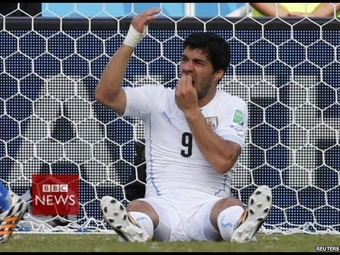 Suarez on Chiellini 'bite': 'You shouldn't make such a big deal' - Brazil World Cup 2014