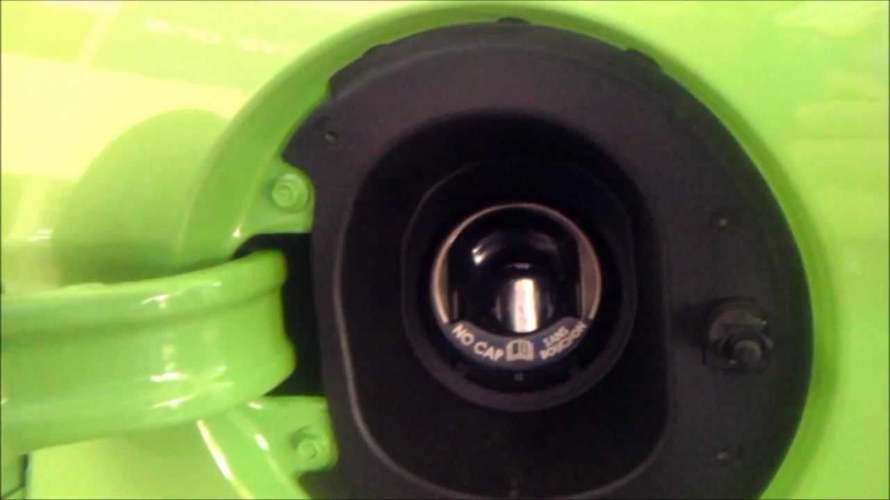 Ford And Lincoln Fuel Plug Gas Cap Installation YouTube