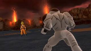 Dragon Ball Z Ultimate Tenkaichi PS3 / X360 Goku Vs