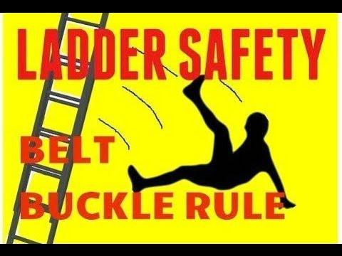 Preventing Ladder Falls