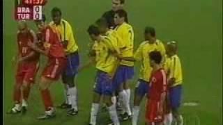 Brasil X Turkia Copa Do Mundo 2002 Semi Final