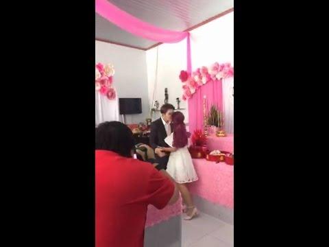 Đám cưới Khởi My Kelvin Khánh 25.4.2017 [ P4 ] - Quá sốc