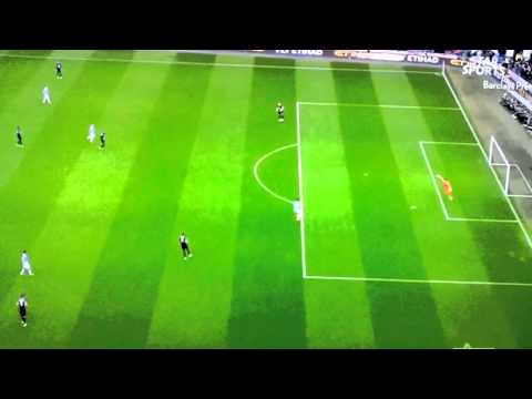 Jesus Navas 14 sec goal!!!