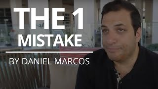 The one mistake made by many entrepeneurs