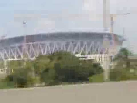 Philippine Arena (Update: Sept 1, 2013) - YouTube