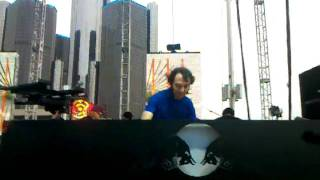 VIDEO: Daedelus at the Movement Electronic Music Festival