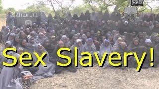Boko Haram: Modern Sex Slavery In Nigeria (The Infidel