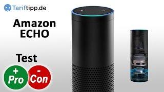 Amazon Echo | Test deutsch