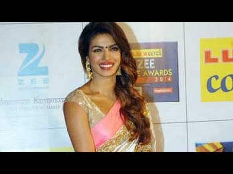 Desi girl Priyanka Chopra will promote Indian saris abroad