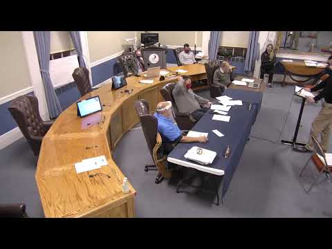 City of Plattsburgh Weekly Meeting  11-5-20