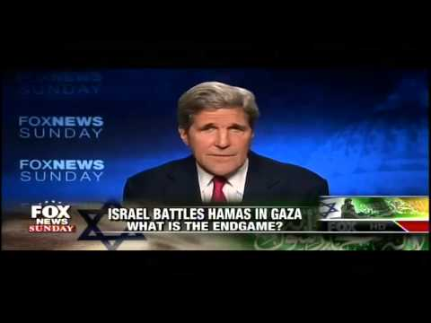 Kerry caught on hot mic disparaging Israel