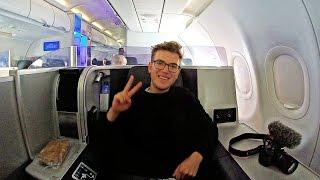 JetBlue Mint (Best Domestic BUSINESS Class?!) | Airbus A321 | New York-San Francisco