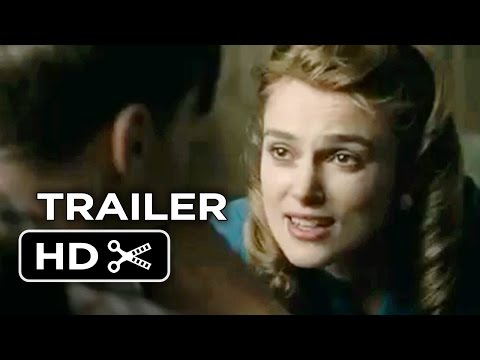 The Imitation Game TRAILER 1 (2014) - Keira Knightley, Benedict Cumberbatch Movie HD