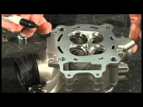 Hot Cams Cylinder Head and Valve Inspection Part 1