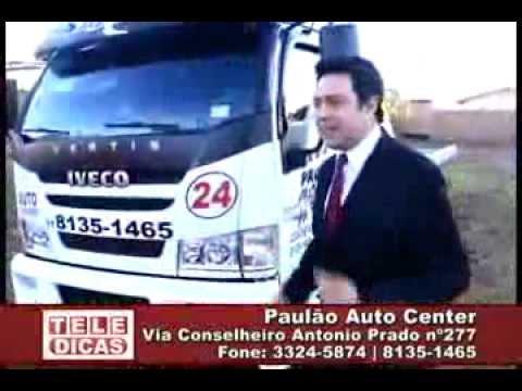 Dicas Paulao Auto Center pra voce sair satisfeito