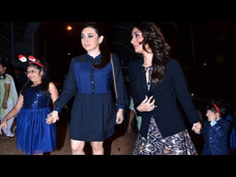 Kareena Kapoor spotted at MIDNIGHT MASS for Christmas