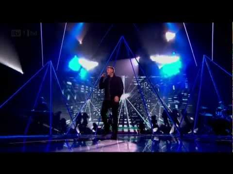 James Arthur sings Nina Simone's Feeling Good - The Final - The X Factor UK 2012