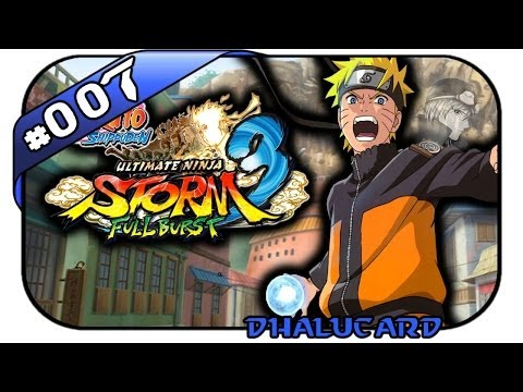 Naruto Shippuden: Ultimate Ninja Storm 3 Full Burst #007 - Deutsch German -
