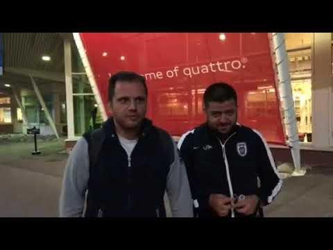 Το βίντεο των απεσταλμένων του PAOK24