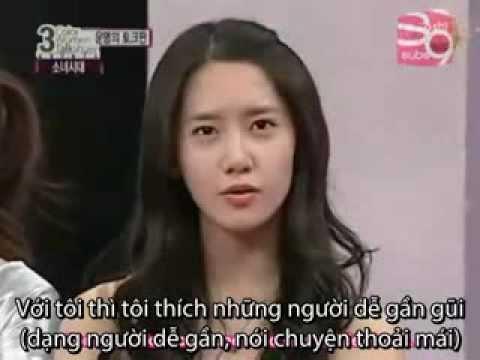 Yoona SNSD muốn bạn trai như thế nào?