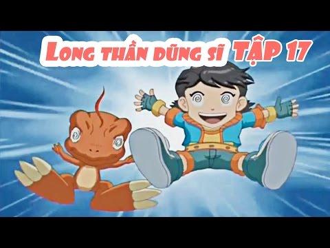 Phim hoạt hình : Long thần dũng sĩ  Phần 1 - Tập 17 | Phim hoạt hình kiếm hiệp