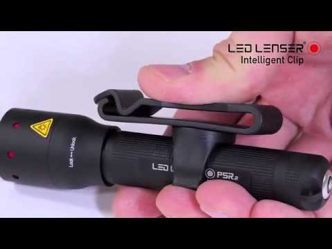 LED Lenser® P5R.2 Rechargeable LED Torch