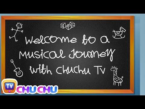 ChuChuTV Nursery Rhymes & Songs For Children - YouTube Channel Trailer