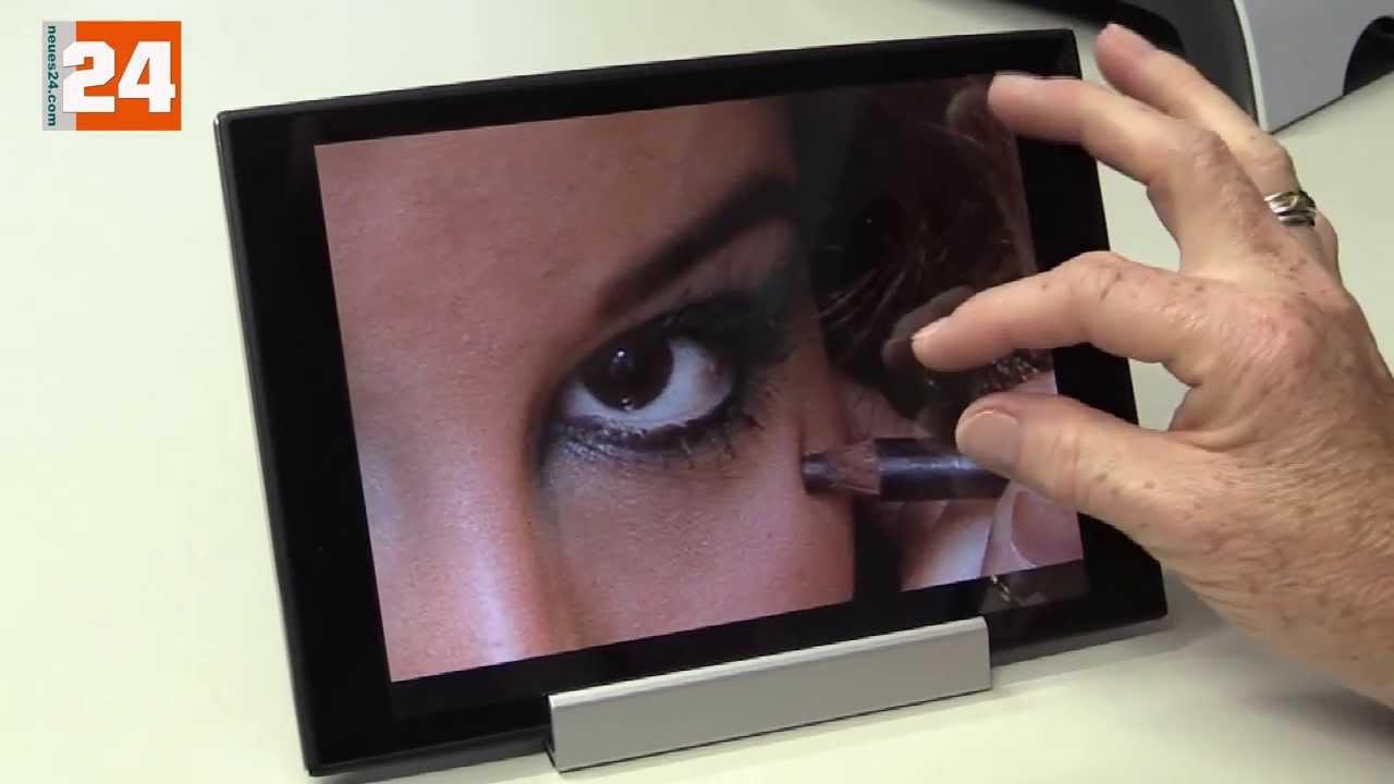 cebit 2014 gigaset qv830 tablet pc youtube. Black Bedroom Furniture Sets. Home Design Ideas