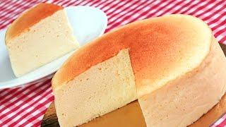 Tarta de Queso Japonesa súper esponjosa | Japanese Cotton Cheesecake