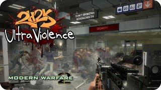[Ultra Violence - Ep. 4 - Call of Duty- Modern Warfare 2 - Wo...]
